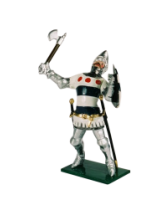 K44 Toy Soldier Set Lord Grey of Ruthyn Painted
