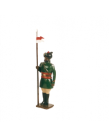 0048 3 Toy Soldier Lancers Duke of Connaught's Own Bombay Lancers Kit