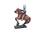M54 65 Joachim-Napoleon Murat Mounted in Polish uniform Painted