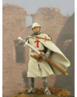 MK-001-TA Knight hospitaller Painted