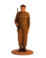 T54 096 IDF Soldier in Basic Uniform - The Israel Defense Forces Painted