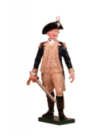 251 Toy Soldiers Set General Nathaniel Greene Painted