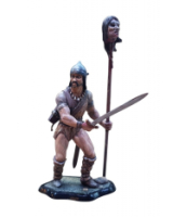 JW90 059 Hun Cavalryman Painted