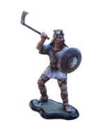 JW90 060 Burgundian Warrior Painted