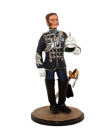 Sqn80 072 Commandant Governor General's Bodyguard India 1889 Kit