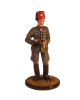 Sqn80 115 Officer S.S. Division Handschar circa 1944 Painted