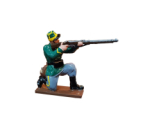 833-1 Toy Kit Infantry - Kneeling Firing - 1st Carabinier Regiment Kit