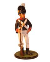 Sqn80 047 Private 5th loyal London Volunteers 1804 Painted