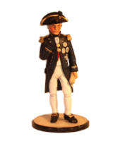 Sqn80 050 Vice Admiral Lord Nelson 1805 Painted