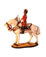Sqn80 100 Trumpeter Mounted Governor General's Bodyguard 1784 Painted