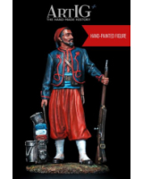 WIF200 The standing Zouave Painted