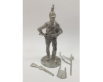 CS90-15 Officer Dragoon Guards - kit - One Piece casting