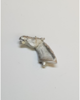 No.318 Horse head - Kit, unpainted Scale 1:32/ 54mm
