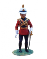 T54 062 British Officer Hariana Lancers Painted