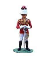 T54 065 British Officer, Governor Generals Bodyguard Painted
