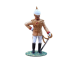 T54 066 British Officer Central India Horse Regiment Kit