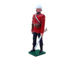 054 1 Toy Soldier Officer The Royal West Kent Regiment Egypt 1882 Kit