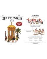 Old Toy Soldier Magazine 2010 Volume 34 Number 1 - HEYDE'S TAKING OF TROY