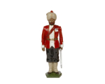 070 1 Toy Soldier Officer 8th Madras Native Infantry 1890 Kit
