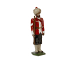 0070 2 Toy Soldier Sergeant 8th Madras Native Infantry 1890 Kit