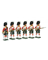0106 - 93rd HighlandersToy Soldiers Set Painted