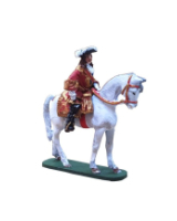 H 01 General John Churchill Marlborough 30mm Willie Mounted Kit