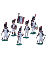 2020 Christmas set - Garde Grenadiers Full Dress 1804-1815 - The French Army - 54mm Painted in Gloss