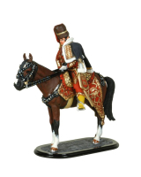 M54 49 The Earl of Uxbridge In full dress Hussar General's uniform Painted