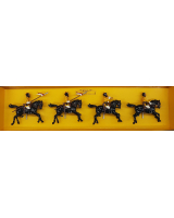 8834 W Britain 1st Duke of York's own Lancers Skinners Horse Set Painted
