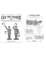 Old Toy Soldier Magazine 1988 Volume 12 Number 3 - Semaphore Signalers