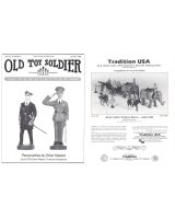 Old Toy Soldier Magazine 1989 Volume 13 Number 5 - Personalities by Other Makers