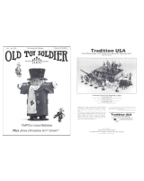 Old Toy Soldier Magazine 1994 Volume 18 Number 6 - TIMPO's Uncle Mistletoe