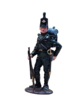 ToL 064 - Rifleman The 95th Rifle Regiment Painted