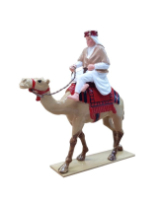 1303 Toy Soldiers Set Lawrence Mounted on a Camel Painted