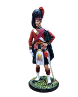 RC90 020C Officer The Black Watch 1900 Painted