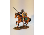 Del Prado 138 Lombard Cavalryman, 11th century Painted
