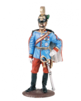 T54 449 Officer Dragoons Painted