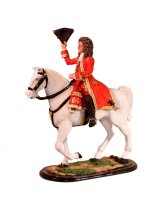 M54 62 The Duke of Marlborough Mounted The Battle of Blenheim 1704 Kit