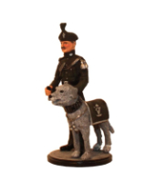 Sqn80 052 Royal Irish Ranger and Mascot 1984 Kit