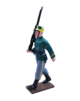 0836-1 Toy Kit, Private Marching - 1st Carabinier Regiment Kit