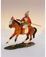 Del Prado 100 Chinese cavalryman, 1260 Painted