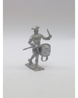 54mm Holger Eriksson - 114 - Original Military Miniature - Unpainted