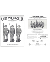 Old Toy Soldier Magazine 1991 Volume 15 Number 5 - More Dimestore Variations