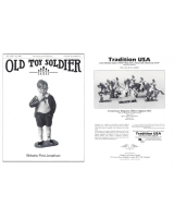 Old Toy Soldier Magazine 1996 Volume 19 Number 6 - Britains First Jonathan