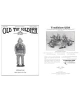 Old Toy Soldier Magazine 1997 Volume 21 Number 2 - Lifeboatman Alone Against the Sea