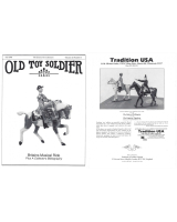 Old Toy Soldier Magazine 1998 Volume 22 Number 3 - Britians Musical Ride