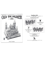 Old Toy Soldier Magazine 1999 Volume 23 Number 4 - Snow Castles