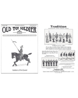 Old Toy Soldier Magazine 1985 Volume 9 Number 1 - Soldiers of the Queen