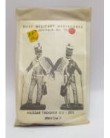 Rose Miniatures No. 019 - Hussar Trooper 1811 - 1815 - Kit