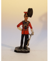 Rose Miniatures No. 060 - Officer British Lancer 1900 - Painted